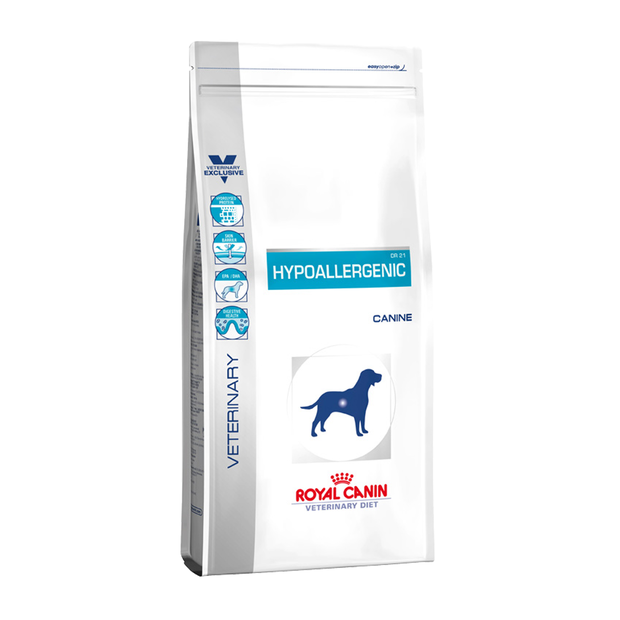 Royal Canin Veterinary Diet Canine Hypoallergenic Pet Circle