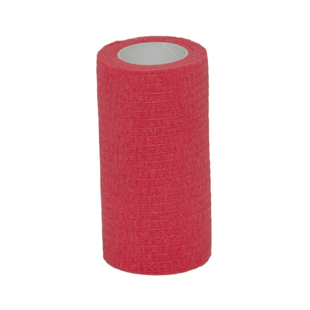 value-plus-valuwrap-cohesive-bandage-10cm-red primary