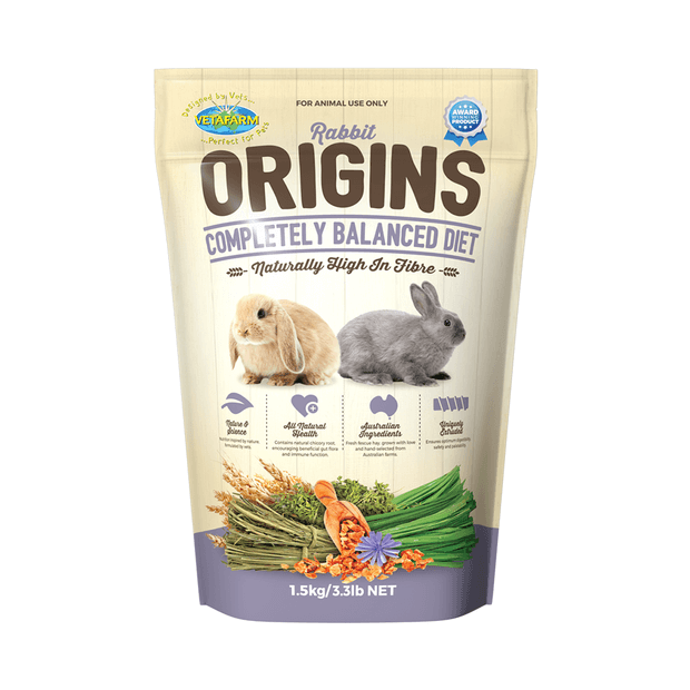 vetafarm-origins-rabbit-food primary