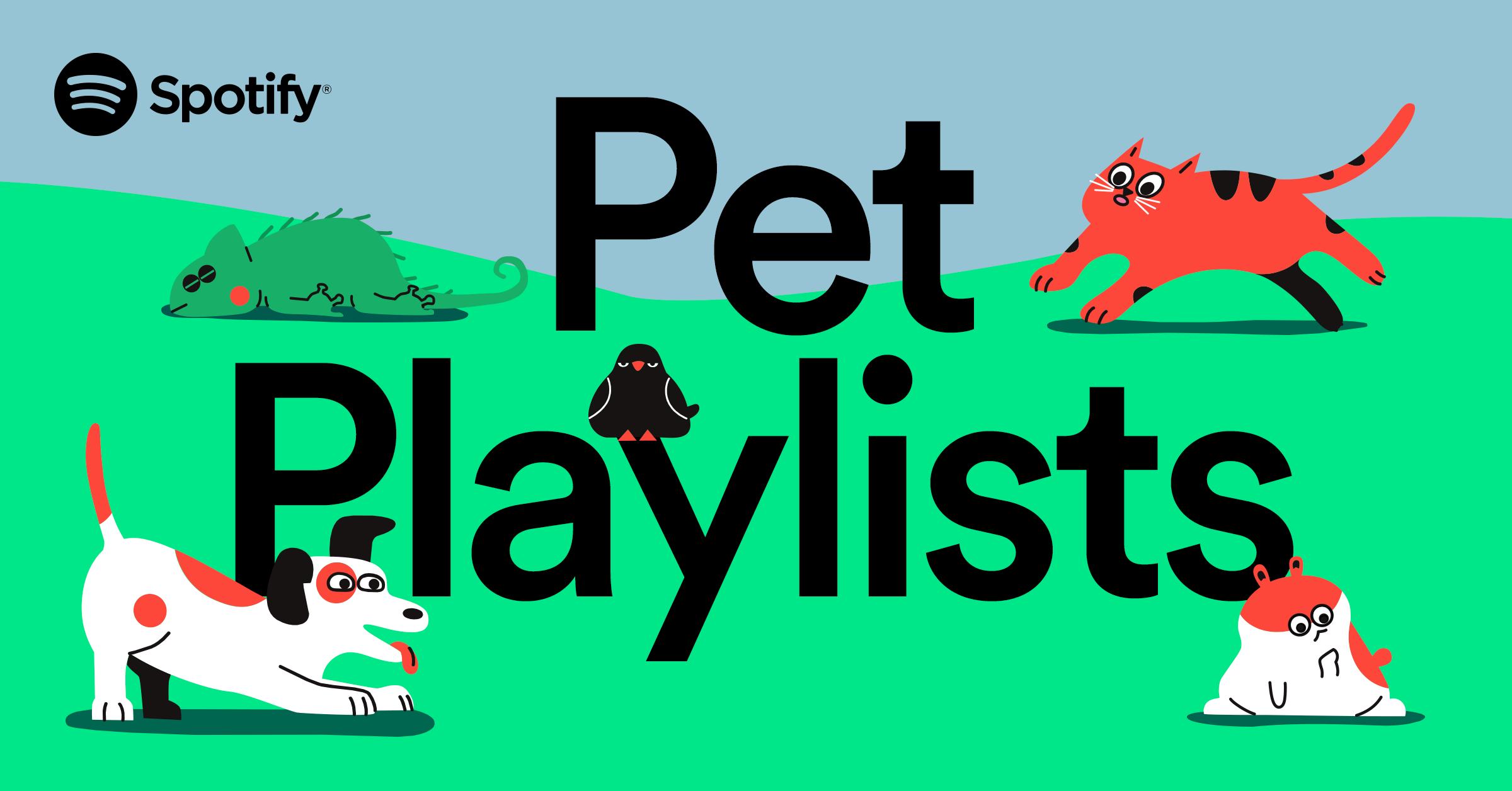 Pet Playlists by Spotify