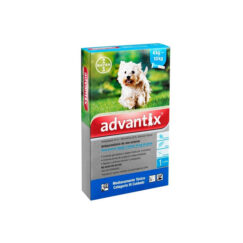 Advantix de 4 a 10 kilos