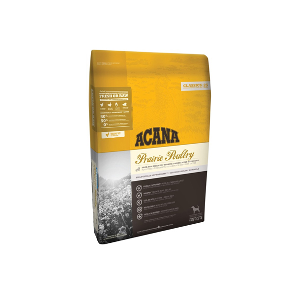 Acana Canino Classic Prairie Poultry