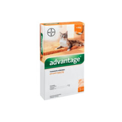 Advantage gatos hasta 4 kilos