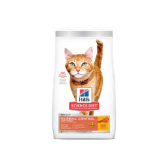 Hills Feline Adult Hairball Control Light
