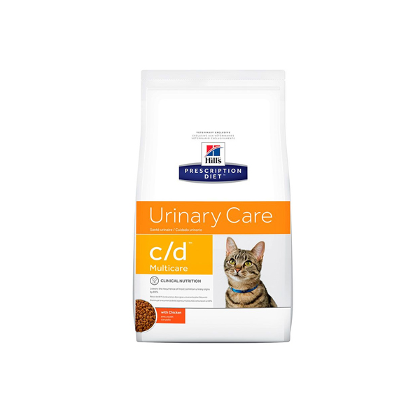 Hills Feline C/D Urinary Care Multicare
