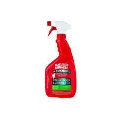 Natures Miracle Stain and Odor Eliminator Advanced para perros
