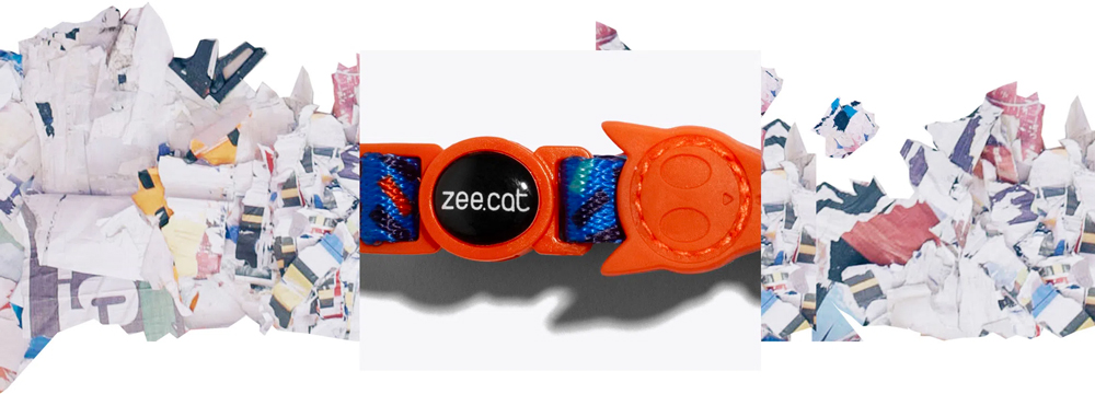 Zee.Cat Atlanta Collar Cat