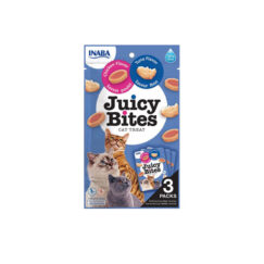 Inaba Tripack Juicy Bites Tuna & chicken