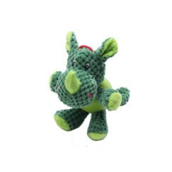 Mascan Animal Plush con Pelota Verde