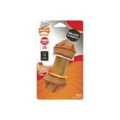 Nylabone Power Chew Rawhide Alternative Knot Bone Medium