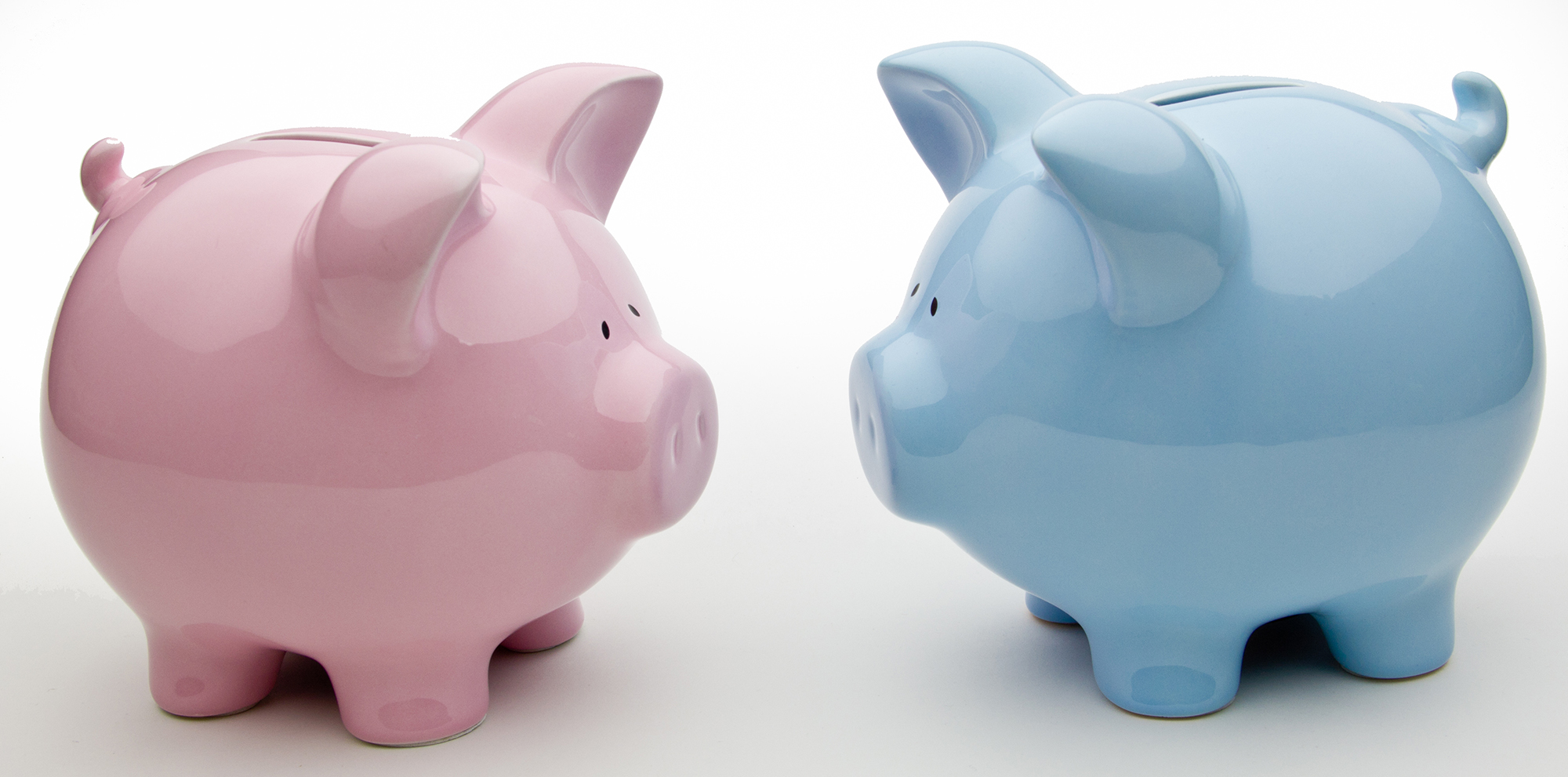 Combine finances with partner for first time