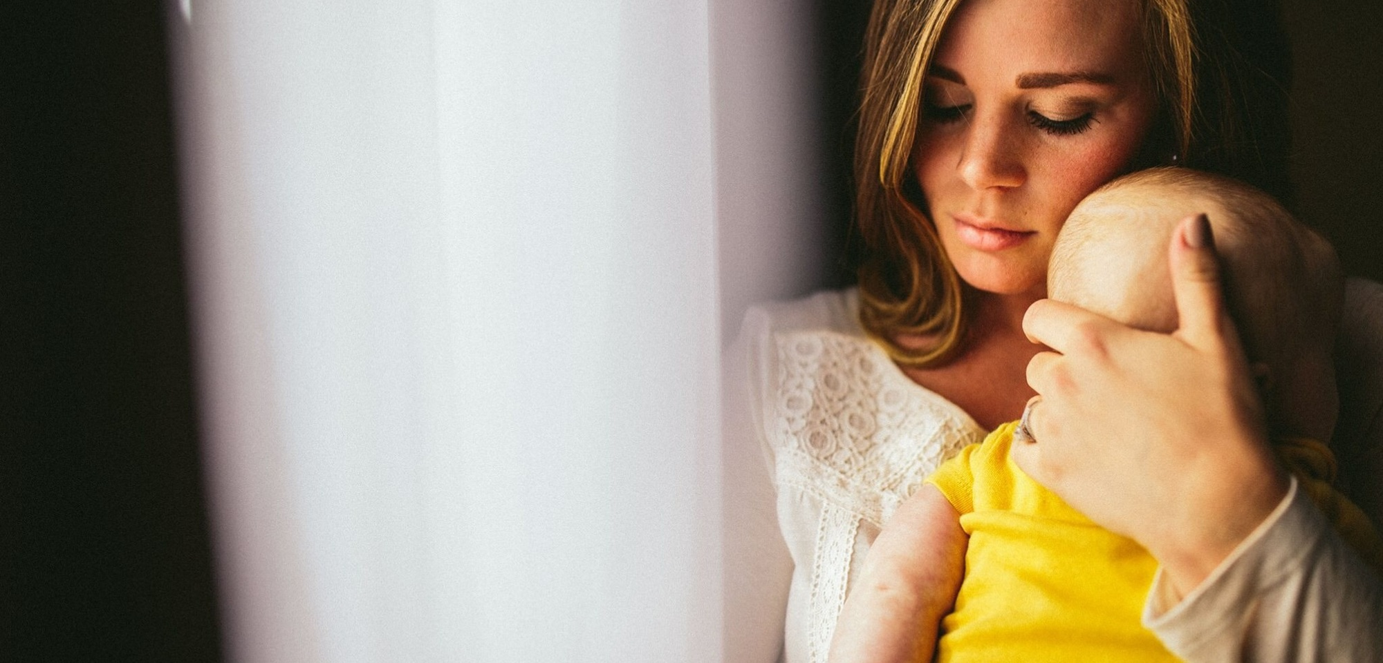 Why new parents need to be on the lookout for postpartum depression