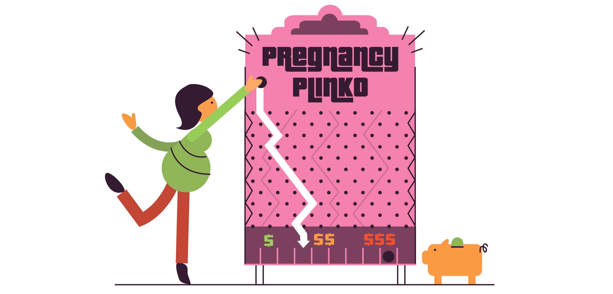 How much do pregnancies cost?