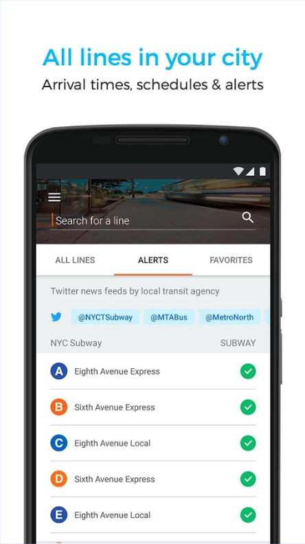 Survive the New York City subway with these 6 apps