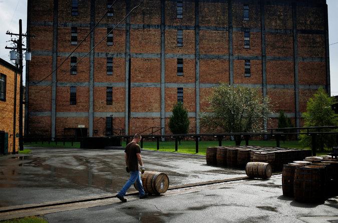 NY Times Bourbon