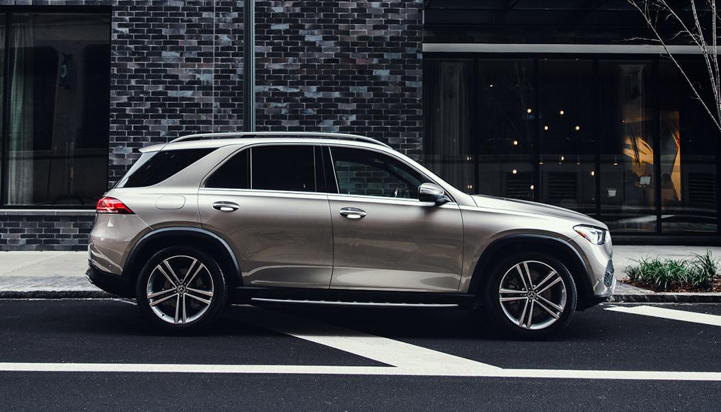 2019 Mercedes-Benz GLE 350 Exterior