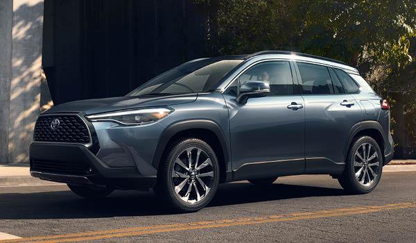 2022 Toyota Corola Cross – Performance