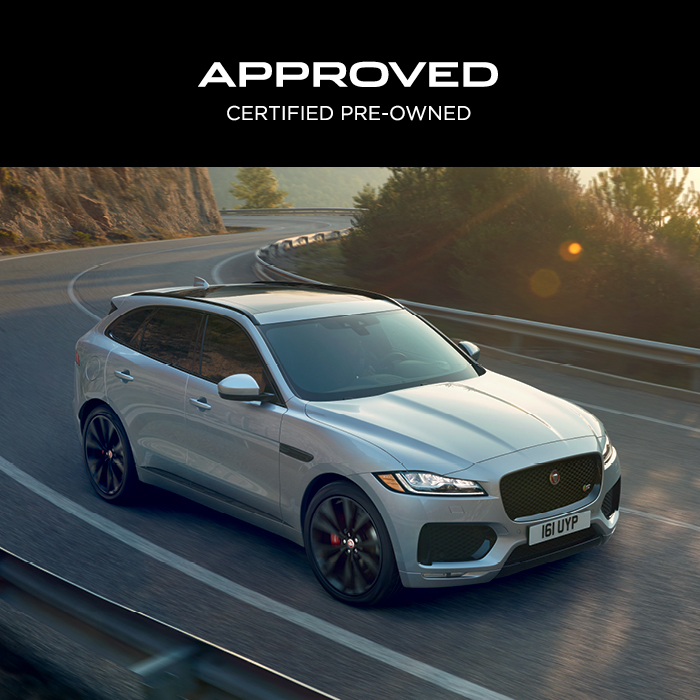 Approved Certified Pre-Owned