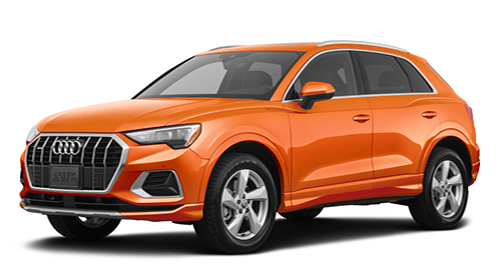 2020 Audi Q3 For Lease