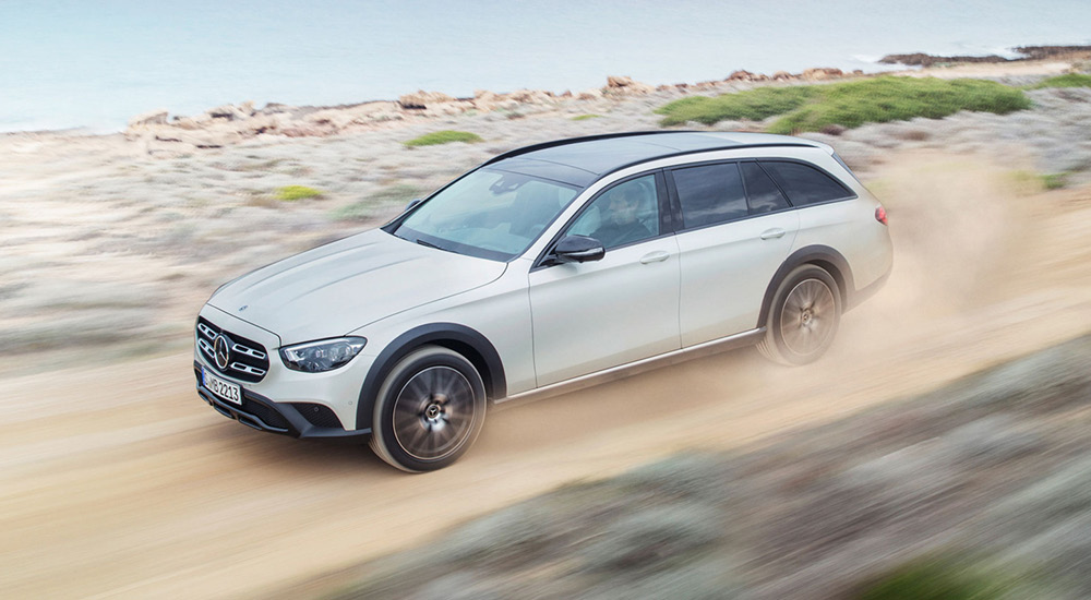 2021 Mercedes-Benz E-Class All-Terrain