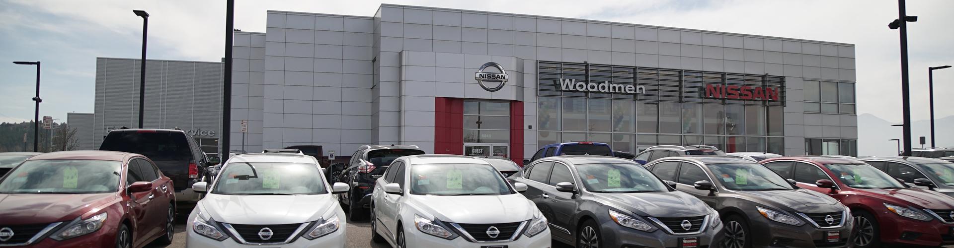 Woodmen Nissan – Dealership
