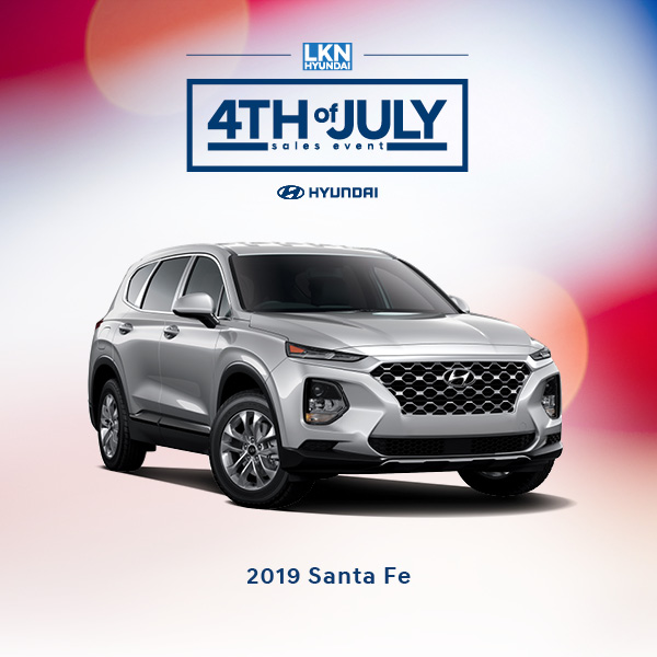 4th of July Santa Fe