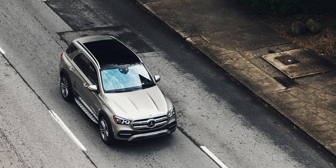 2020 Mercedes-Benz GLE 350 SUV