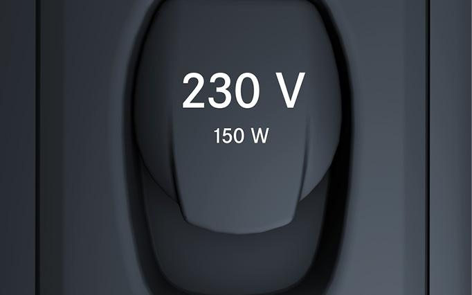 Household-Type 115v Power Outlet