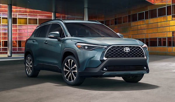 2022 Toyota Corola Cross – Safety