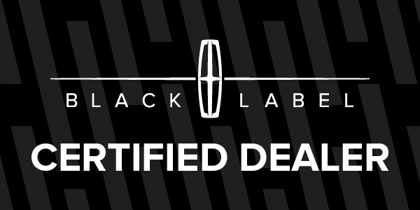 Lincoln Black Label Certified Dealer