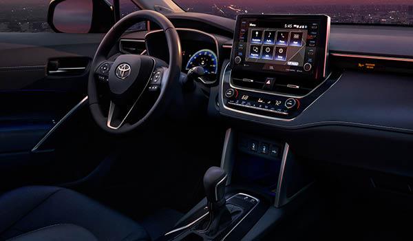 2022 Toyota Corola Cross – Exterior
