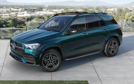 2021 Mercedes-Benz GLE 350 4MATIC®