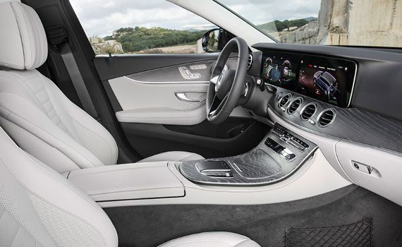 2021 Mercedes-Benz E-Class All-Terrain Interior