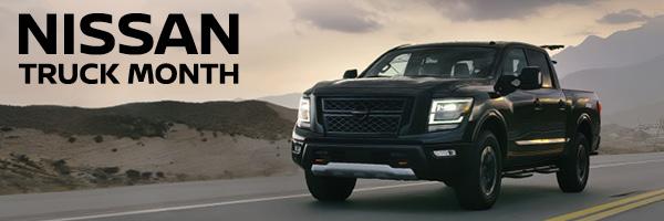 Nissan Truck Month Event