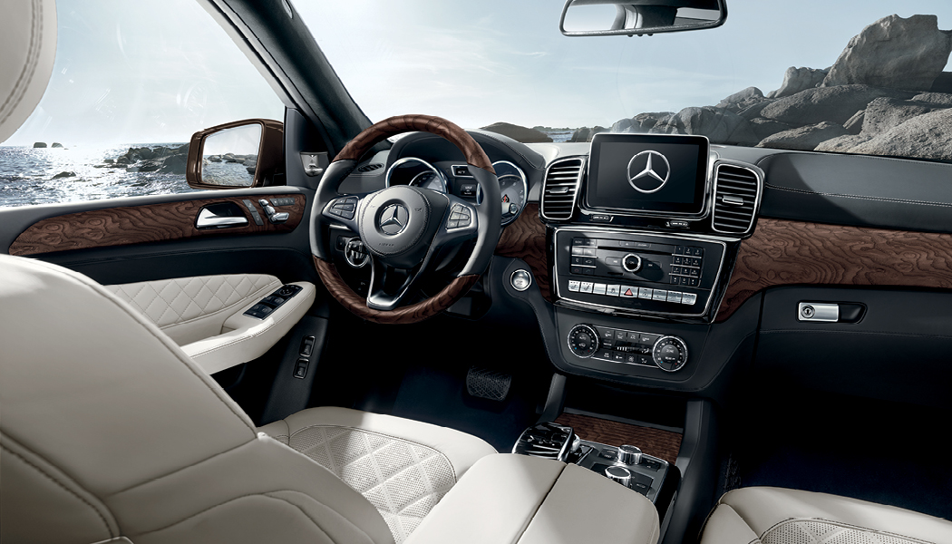 2019 Mercedes-Benz GLS 450 Interior