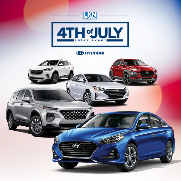 4th of Jul Sales Event