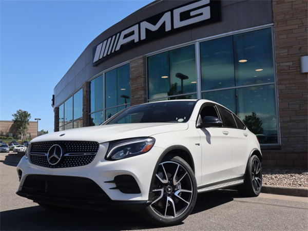2019 Mercedes-Benz AMG® GLC 43 4MATIC® Coupe