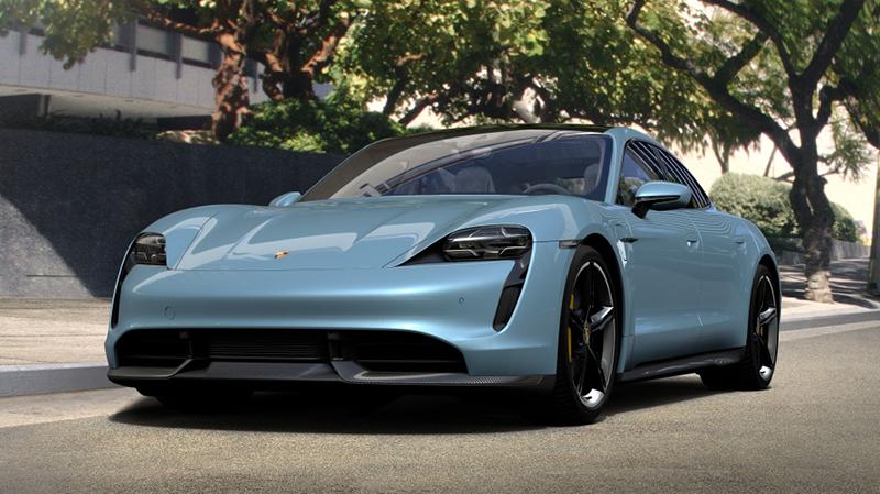 New 2020 Porsche Taycan Porsche Naples