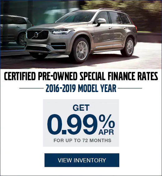 Volvo Cars of Naples CPO Special