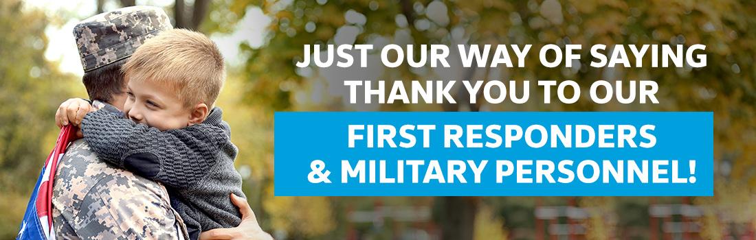 Volkswagen Military First Responders