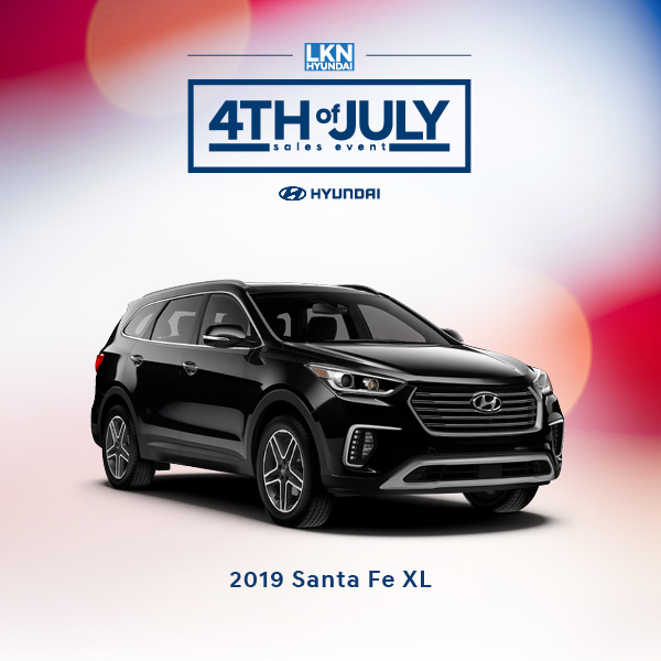 4th of July Santa Fe XL