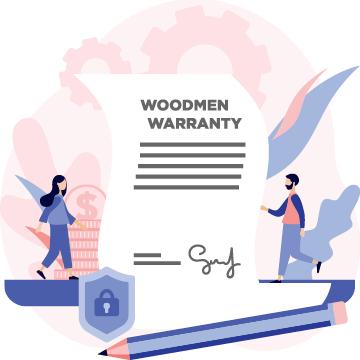 Woodmen Warranty Contract