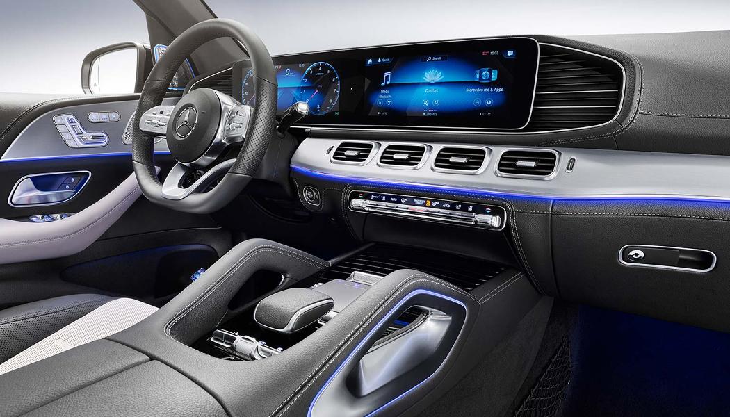 2019 Mercedes-Benz GLE 350 Interior