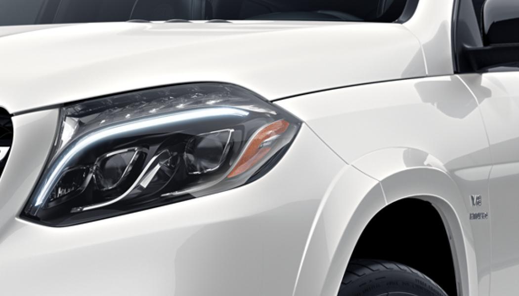 2019 Mercedes-Benz GLS 450 Exterior