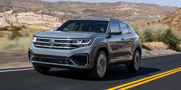Discover the 2020 VW Atlas Cross Sport