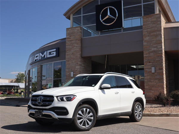 2019 Mercedes-Benz GLE 350