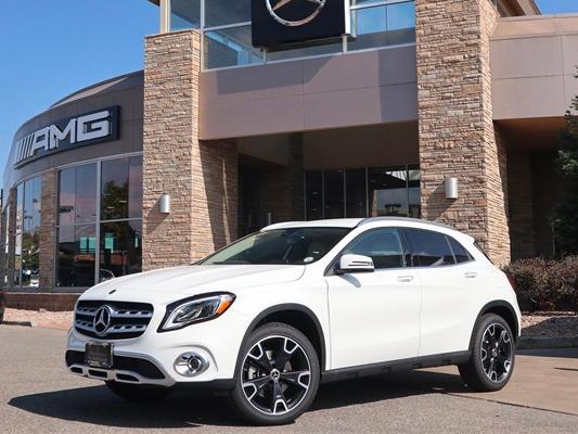 2019 Mercedes-Benz GLA Offer