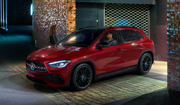 2021 Mercedes-Benz GLA 250 4MATIC©