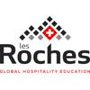 Logo LES ROCHES GLOBAL HOSPITALITY SCHOOL BLUCHE