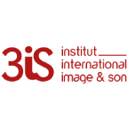 Logo 3iS - Institut International de l'image et du son